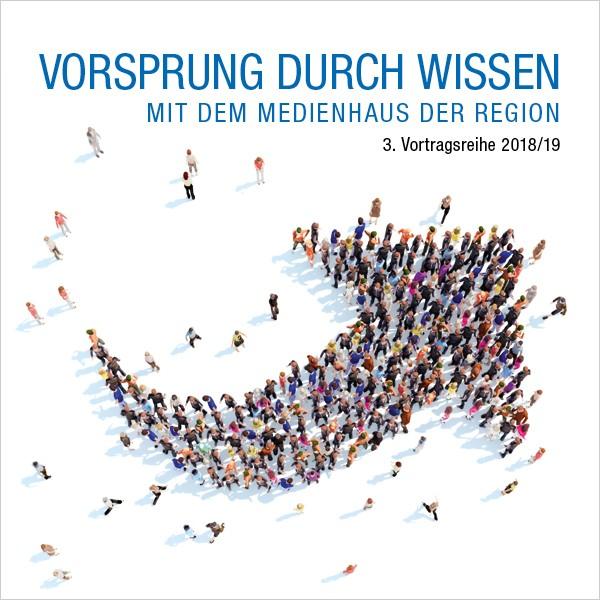 Vorsprung durch Wissen 2018/2019 Karlsruhe - 8er Abo zur Teilnahme am Gesamtprogramm >> Vorteilspreis