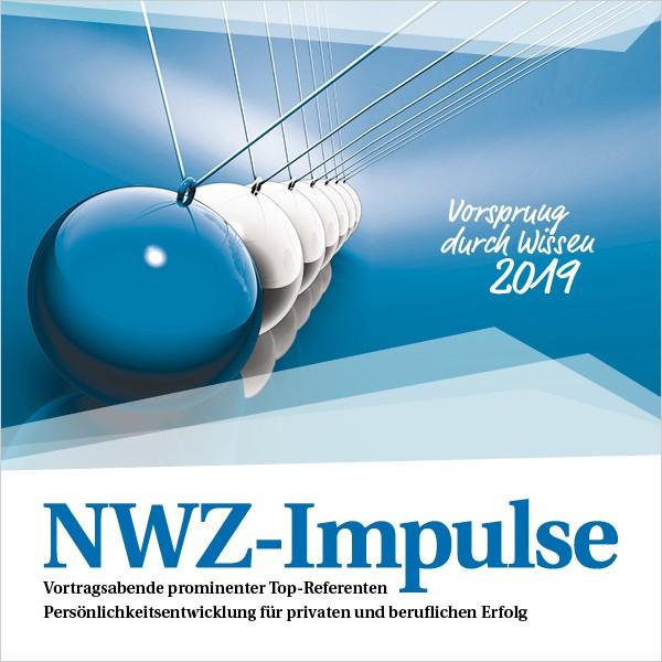 NWZ-Impulse 2019 Oldenburg - 8er Abo zur Teilnahme am Gesamtprogramm >> Normalpreis