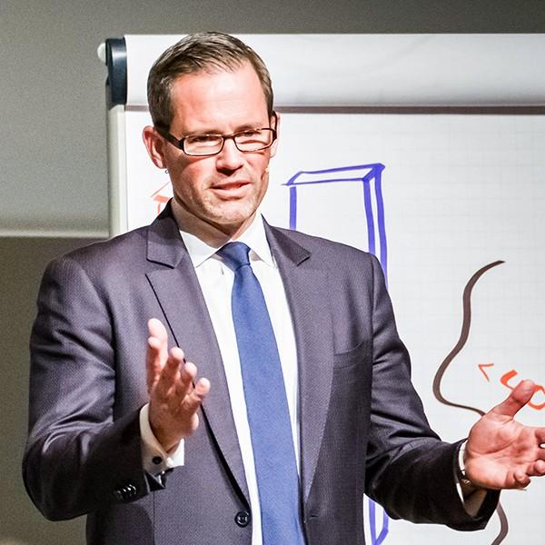 Einzelkarte für Vortrag 6 mit Referent Alexander Groth zum Thema Wahrnehmung am 09.10.2019 in Wuppertal