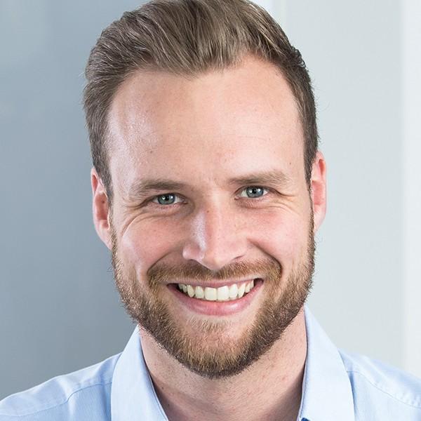 Einzelkarte für Vortrag 6 mit Referent Alexander Müller zum Thema Digitalisierung & Innovation am 18.09.2018 in Oldenburg