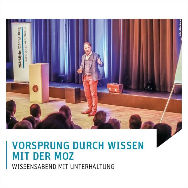 Gruppenticket zum Normalpreis für Vortrag mit Referent Johannes Warth zum Thema Achtsamkeit am 18.01.2018 in Schwedt