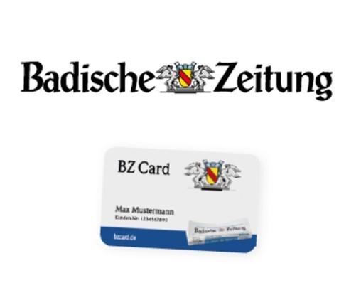 Exklusiver Vorteilspreis für Abonnenten der Badischen Zeitung / Inhaber BZ Card