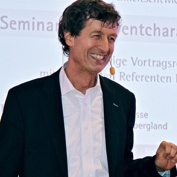 Einzelkarte für Vortrag 6 mit Referent Michael Rossié zum Thema Gesprächsklima am 10.04.2018 in Karlsruhe