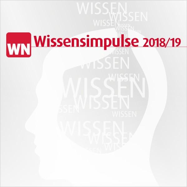 WN Wissensimpulse 2018/2019 Münster - 8er Abo zur Teilnahme am Gesamtprogramm >> Normalpreis